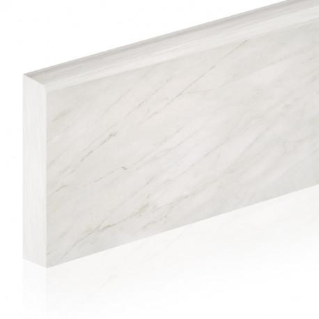 Plint - Marble White