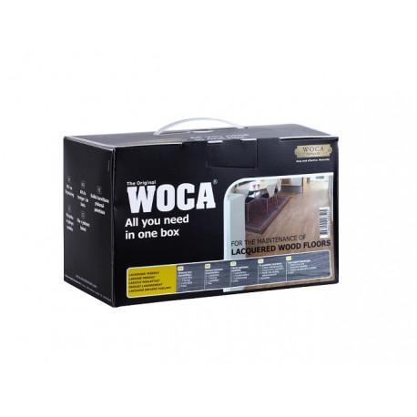 Onderhoudsbox vinyl/laminaat/geverniste fineerlaminaat/kurk