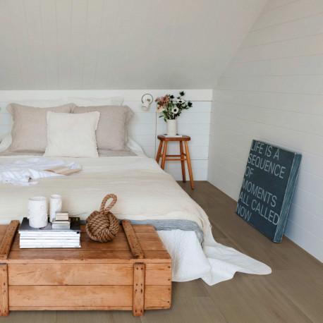 keramisch parket, vloertegels, beige-bruin, houtlook, impermo