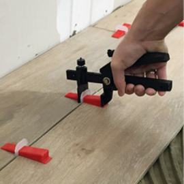 DIY - Tilestone Level System