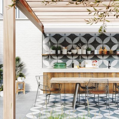 Spring clean: make your terrace steal the show