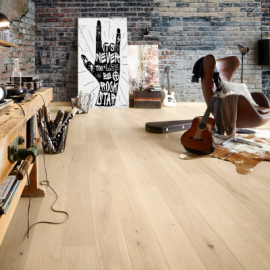 Here's how you maintain your parquet floor